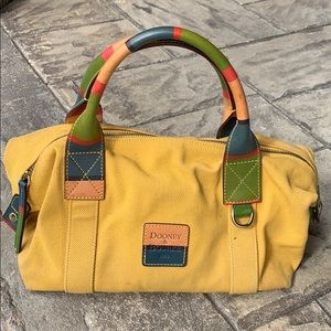 Dooney & Bourke Canvas bag